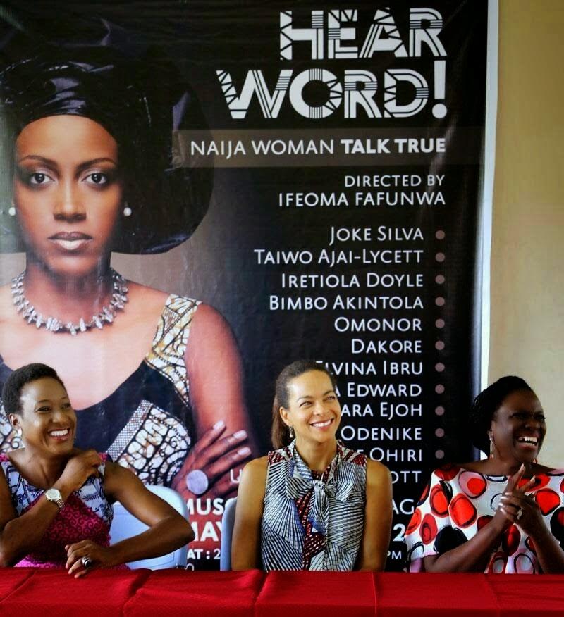 IOpenEye presents HEARWORD! Naija women talk true » YNaija