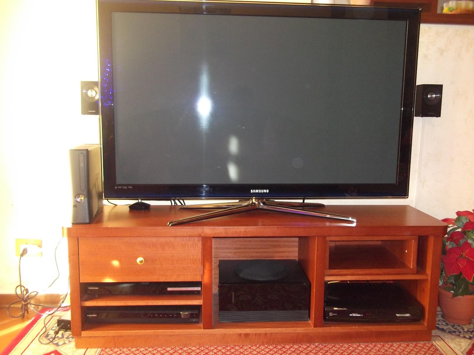 mobile porta tv : La falegnameria di Roberto: MOBILE PORTA TV