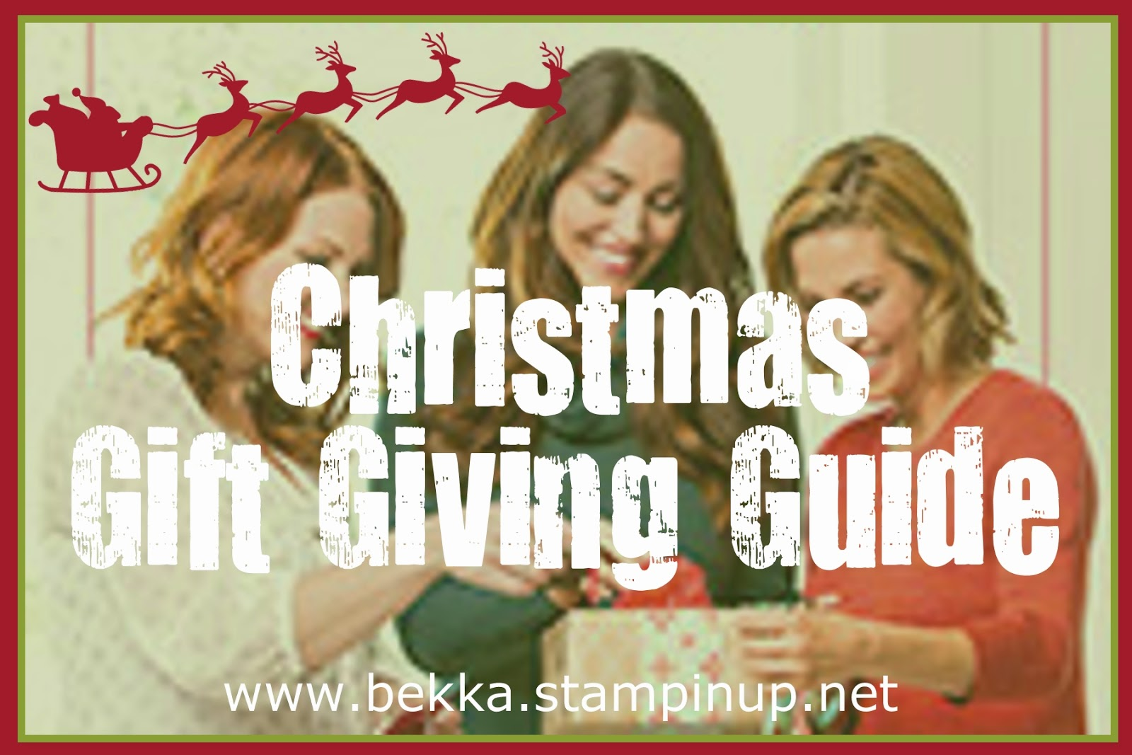 Download the FREE 2014 Christmas Gift Giving Guide Here