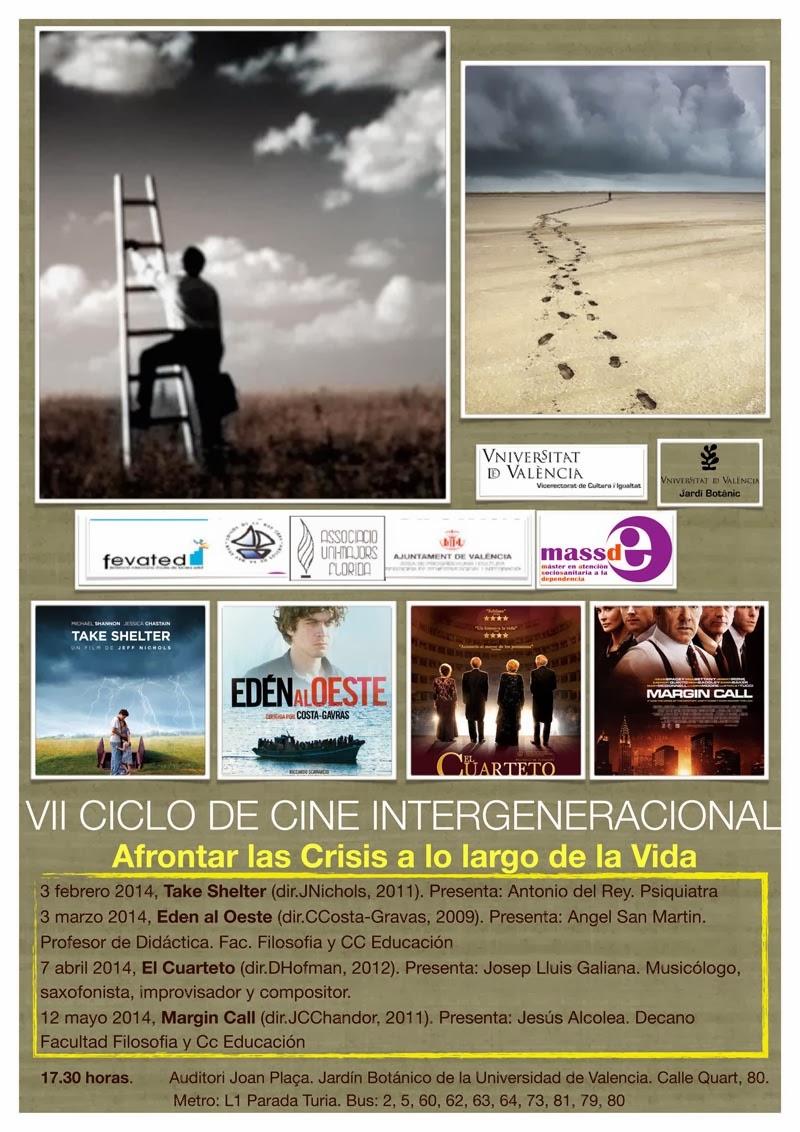 VII Ciclo de Cine Intergeneracional