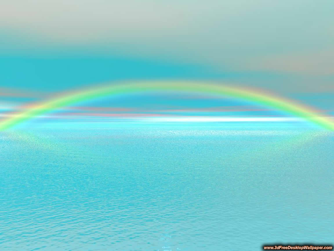 wallpaper see rainbow - photo #10