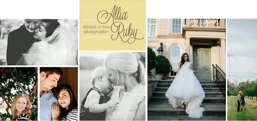 Allix Ruby: Lifestyle + Love Photographer