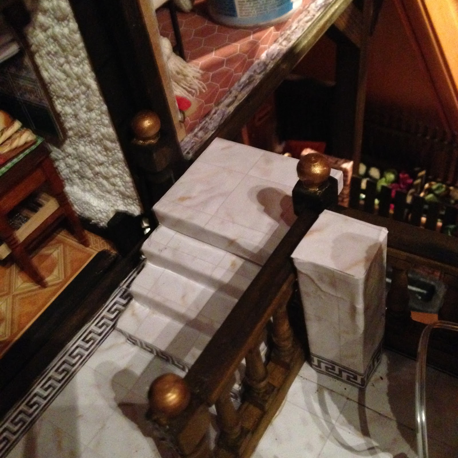 uschi 39 s klitzekleine puppenhauswelt. Black Bedroom Furniture Sets. Home Design Ideas