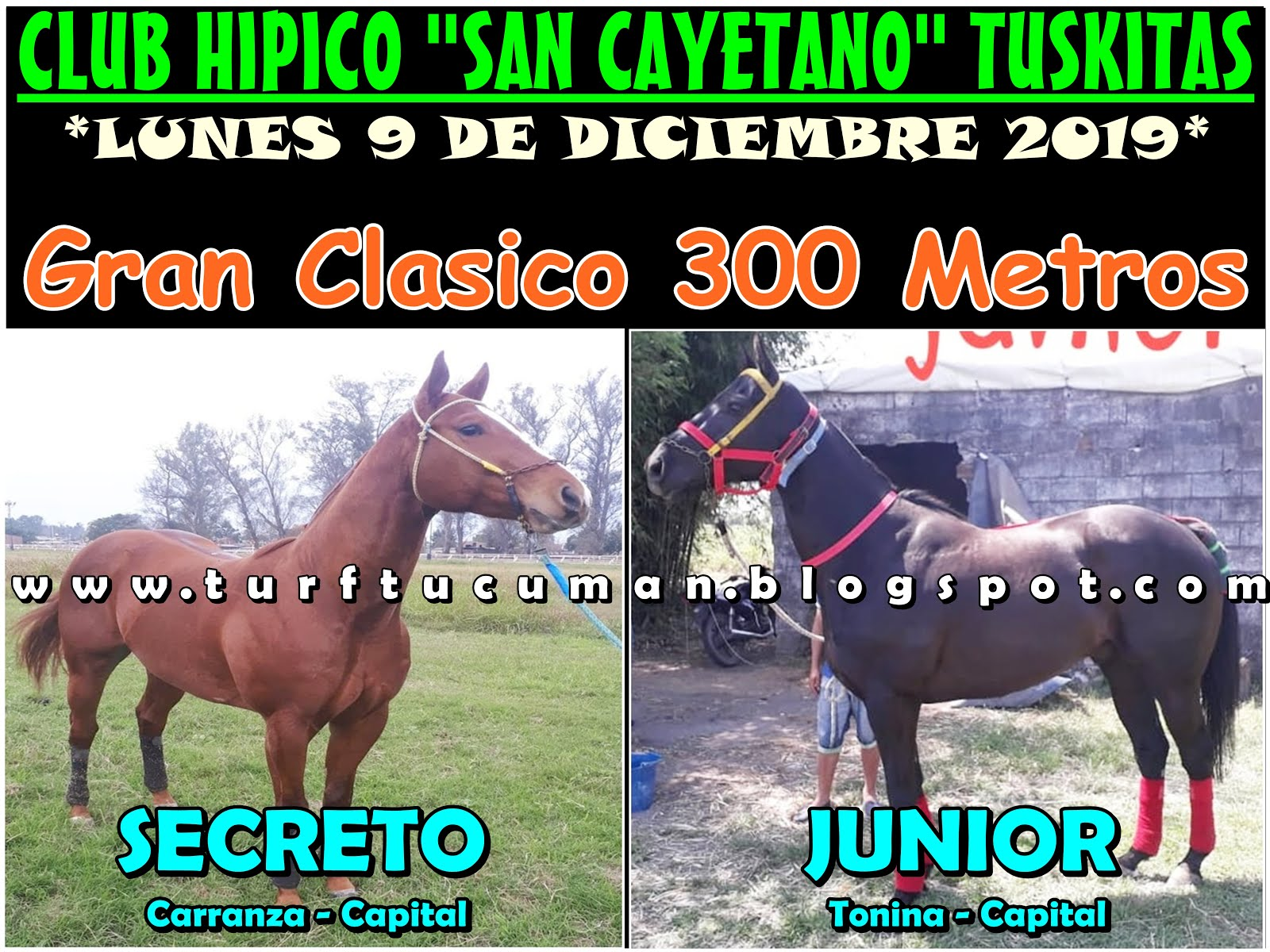 SECRETO VS JUNIOR