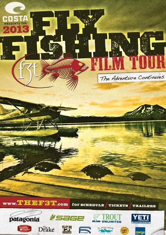 Ohio fishing source fly fishing film tour cleveland for Ohio fishing license 2017