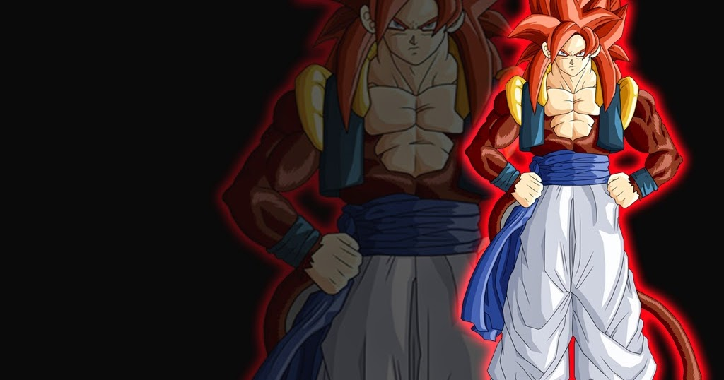 Gogeta Super Saiyan 4 HD Wallpaper   Amazing Picture
