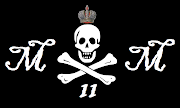 . frequent use of the skull and crossbones (or variations thereof) has any .