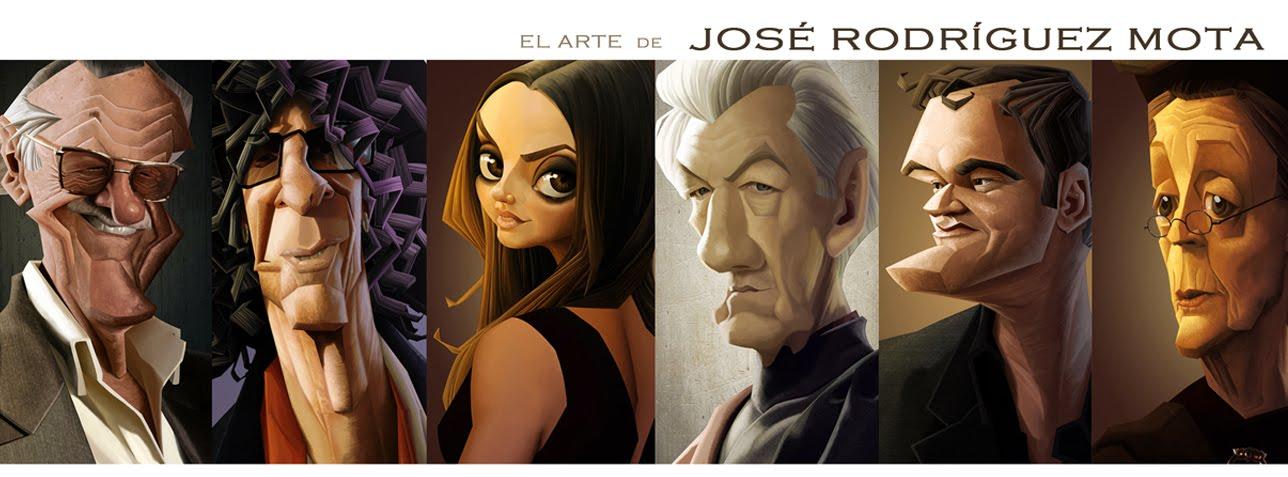 el arte de JOSE RODRIGUEZ MOTA