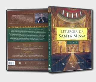 capa Download – Liturgia da Santa Missa   Vol. 02 – DVDRip AVI