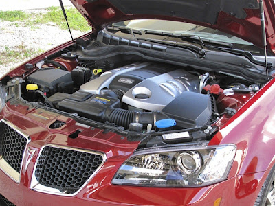 2010 Pontiac G8 GXP
