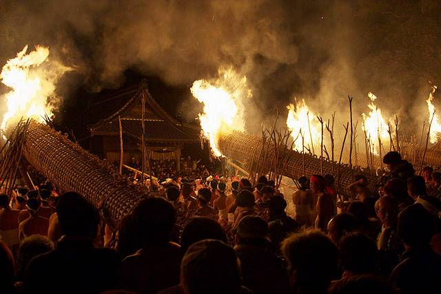 World Top 10 Fire Festivals