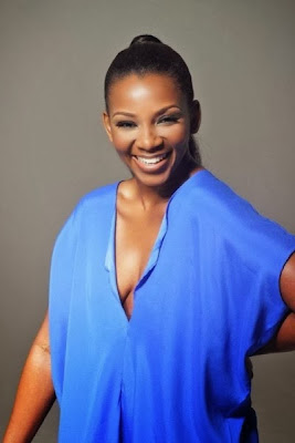 genevieve nnaji model look