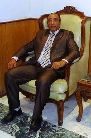 اشرف طلبه المحامي الخبير القانوني والمحلل السياسي