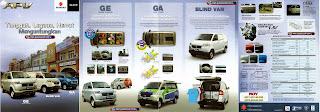 Brosur Apv Blind Van