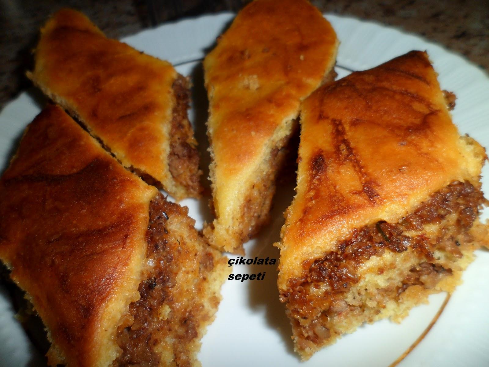 Mısır Böreği
