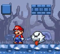 Mario Bros Ghost 2