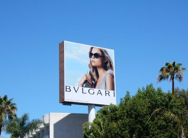 Bulgari sunglasses 2015 billboard