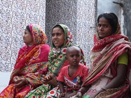 Microcrédit aux Sundarbans
