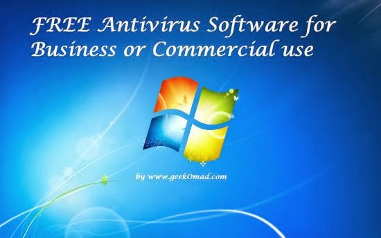 5 Best Antivirus for Commercial or Business, open source, free edition antivirus for business