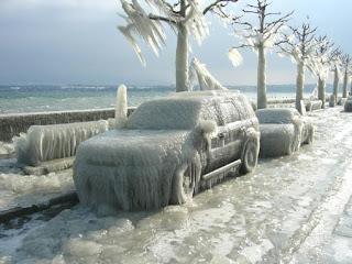 La Tierra esta entrando en una nueva edad de hielo
