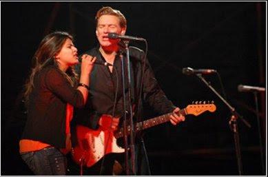 Bryan Adams Concert in Nepal