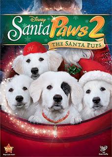 Ver Película Santa Paws 2: Los Cachorros De Santa Online Gratis (2012)