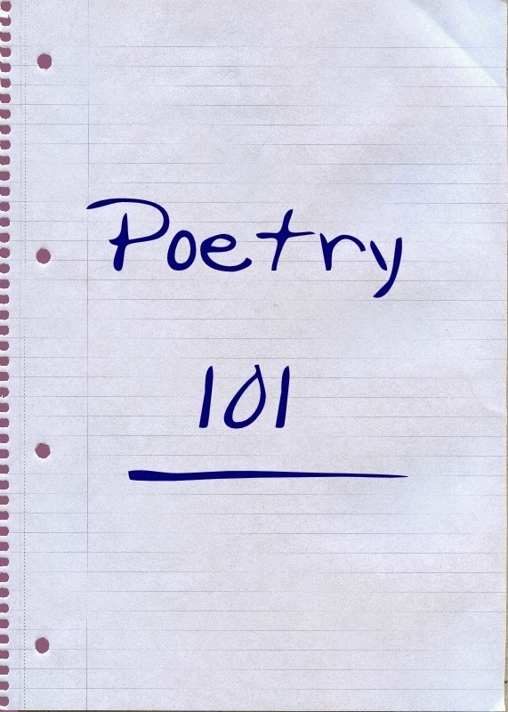 Poe-try 101