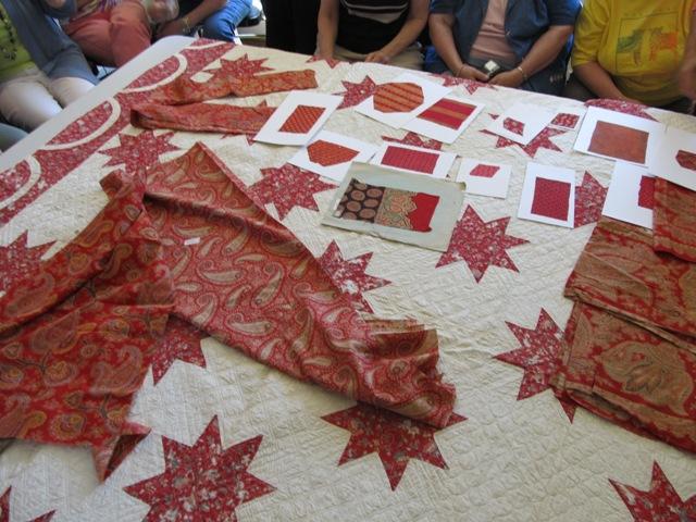 Repro Quilt Lover: Turkey red : repro quilt lover - Adamdwight.com