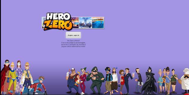 HZ Game - Hero Zero