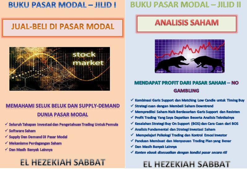 Buku Trading dan Belajar Saham