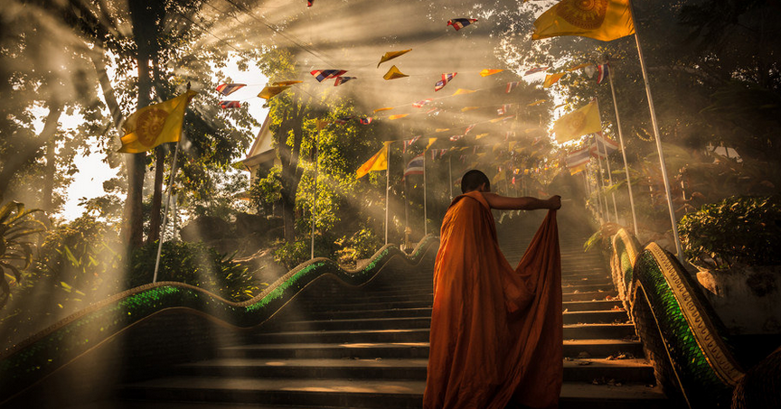 buddhist experience Why is buddhism becoming popular buddhism is he was a man who taught a path to enlightenment from his own experience do buddhists worship idols buddhists sometimes pay respect to images of the buddha, not in.