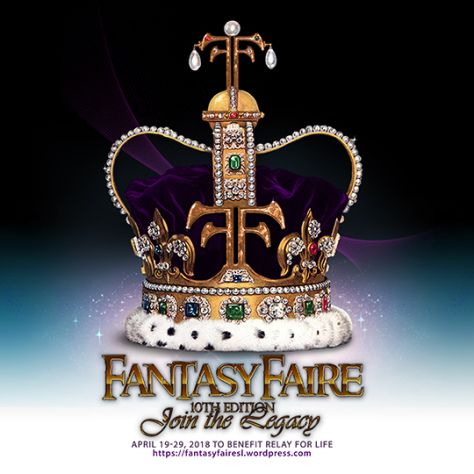 * * Fantasy Faire 2018, April 19 – 29* *