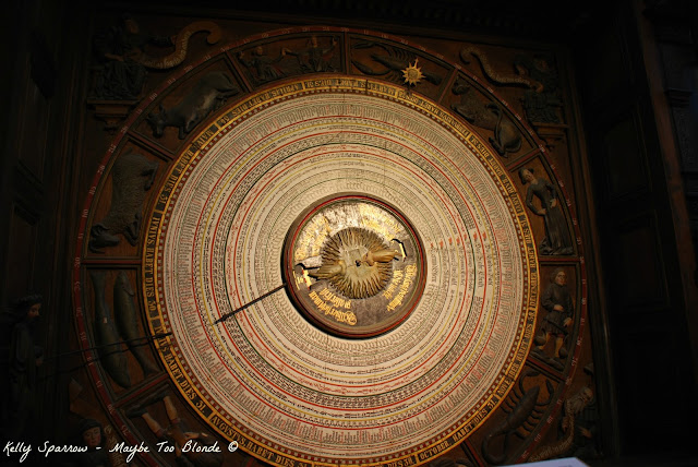 Astronomical clock, Rostock