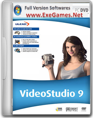Ulead Video Studio 9