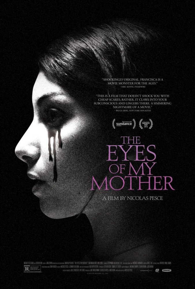 Nonton The Eyes of My Mother (2016)