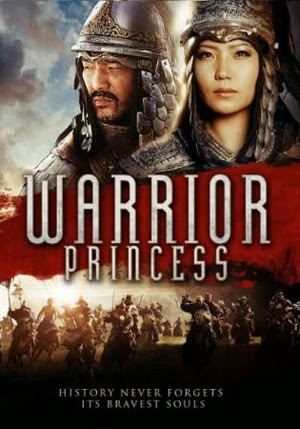 Warrior Princess 2014 poster