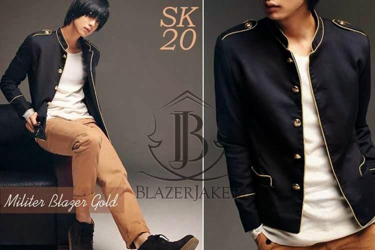 Genji s Black Korean Jacket Style jual blazer murah blazerjaket jaket blazer