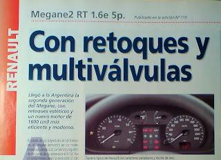 prueba auto test renault megane 2 1.6