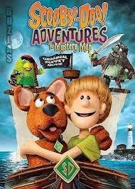 Scooby Doo Maceraları izle: Gizemli Harita 2013 | Tükçe dublaj film izle