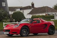 Lotus Elise Sport 220 (2016) Front Side