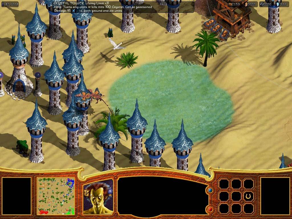 Juegos RTS de Estrategia en 2D Fey%252520Tower%252520Wall