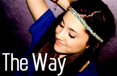 Ariana Grande Featuring Mac Miller - The Way