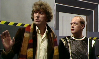 Tom Baker and David Daker via The Digital Fix