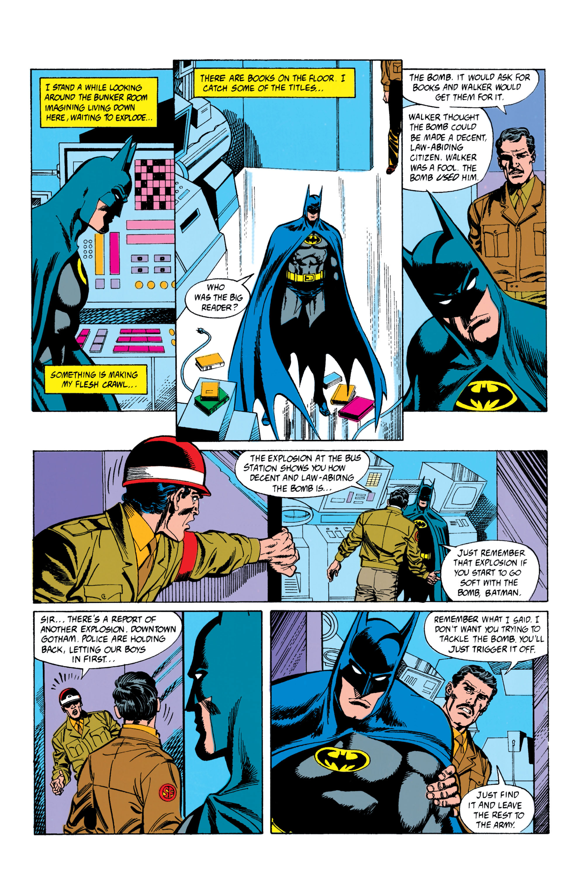 Detective Comics (1937) Issue #638 Page 8