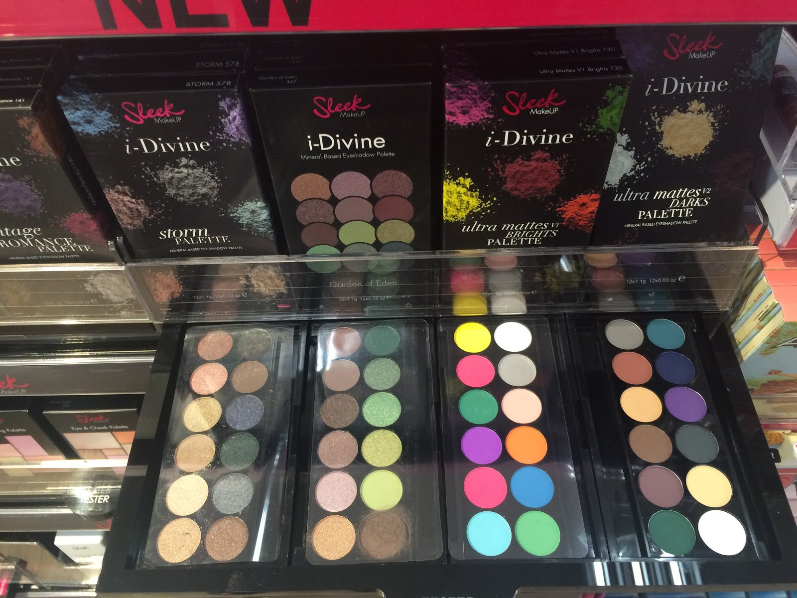 Beautiful Living The Balm And Sleek Make Up Now Stocked At Target