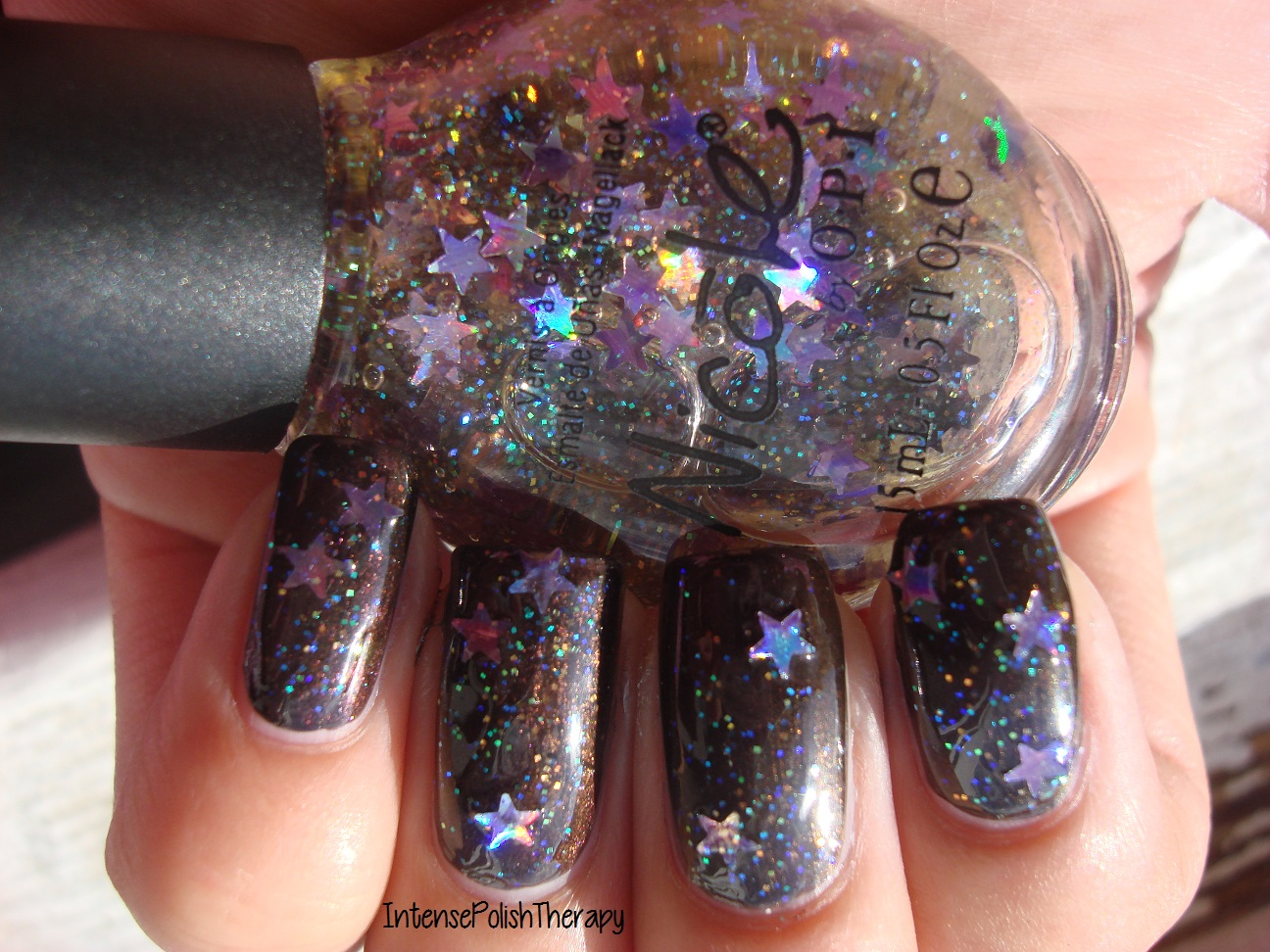 Nicole by OPI - Let's Get Star-ted