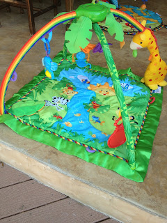 Baby Bargains Fisher Price Rainforest Play Mat 35