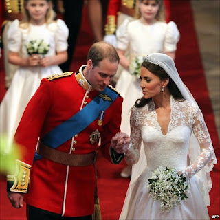The Royal Couple, Prince William and Kate Middleton
