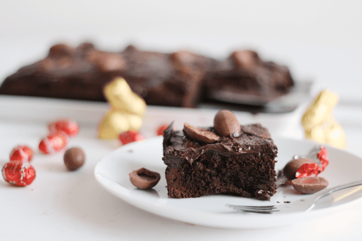 BAKING: Lindt Chocolate Brownies - The Lovecats Inc