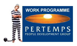 Pertemps Work Programme protest